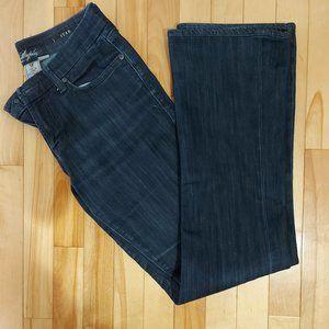 Women !it  blue jeans- size 28